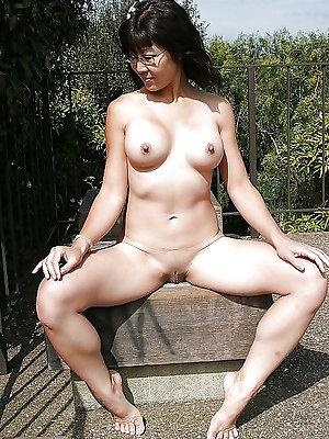 beautiful asian mature milf