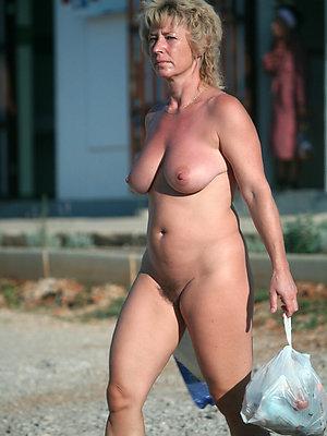 nasty mature beach nude pics