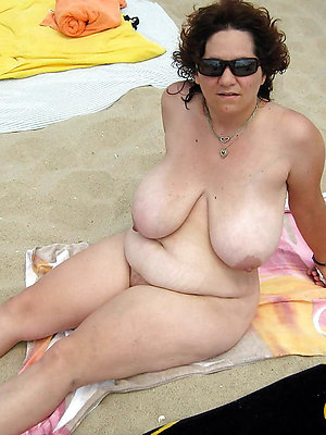 cuties mature beach jugs pictures
