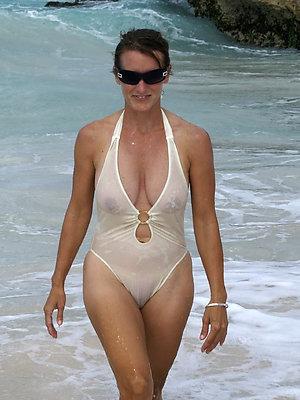 whorish grown-up bikini women