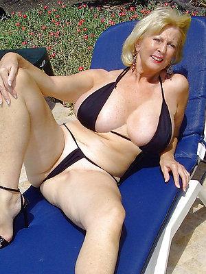 Mature bikini sex