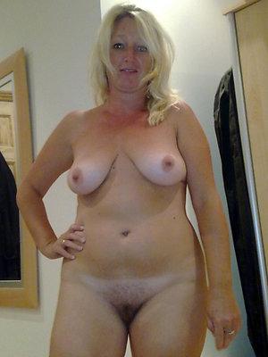nasty blonde mature nude pics