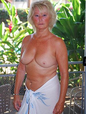 Bohemian pics of blonde mature nude