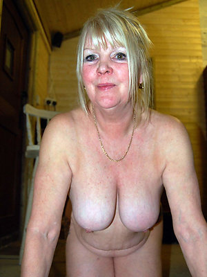 gorgeous mature blonde wife