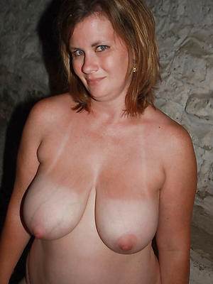 mature women big tits leafless