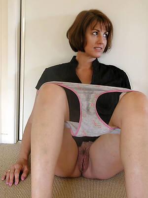 beautiful mature pussy panties