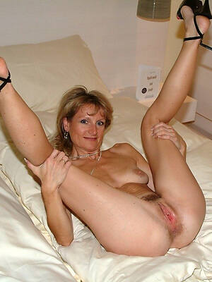 beautiful mature ladies adjacent to high heels nude