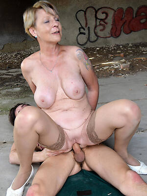 beautiful mature make the beast with two backs