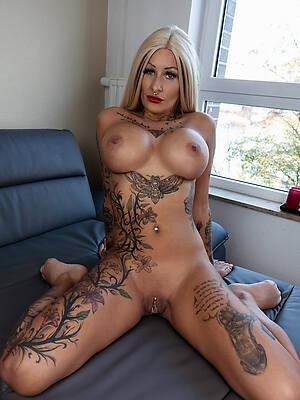 free tattooed mature sex pics