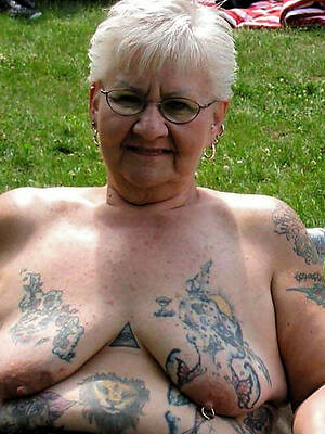 hot chap-fallen tattooed mature photo