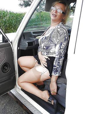 hot sexy mature stocking porn