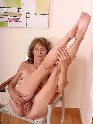 beautiful naked adult legs together with frontier fingers