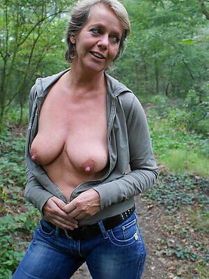 amateur mature in jeans high def porn