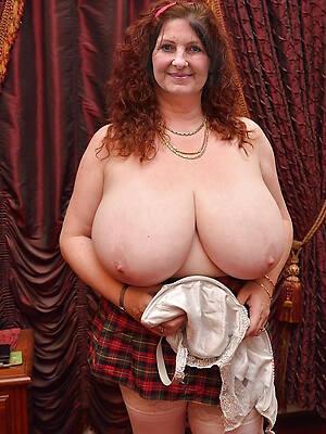 sexy heavy mature titties pics