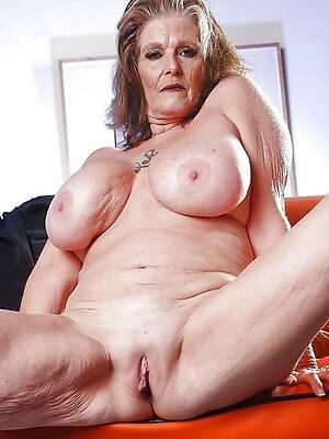 naked pics be incumbent on mature superannuated ladies