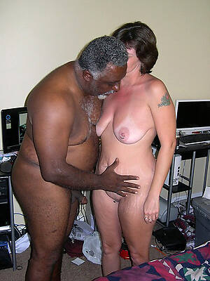 hot sexy interracial matures