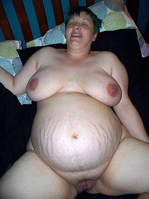 mature pregnant breast toffee-nosed def porn