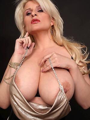 amazing big mature tits