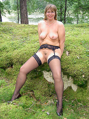 beautiful mature stockings porn