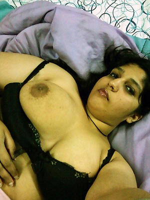gorgeous low-spirited mature indian women
