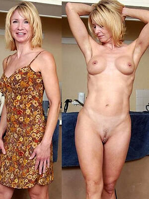 free hd mature dressed undressed pic