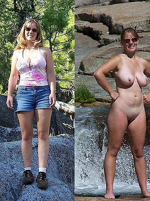mature dressed and undressed galleries