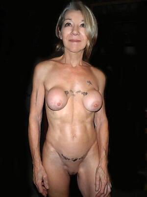 free skinny hairy matures posing nude