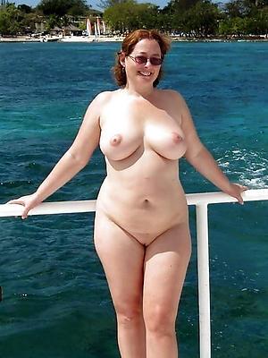 crazy natural mature empty women