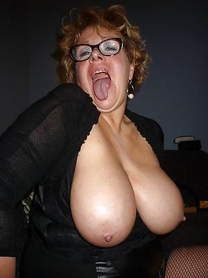 free pics of huge mature boobs
