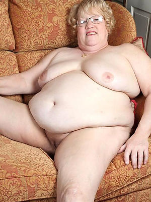 sexy chubby mature women