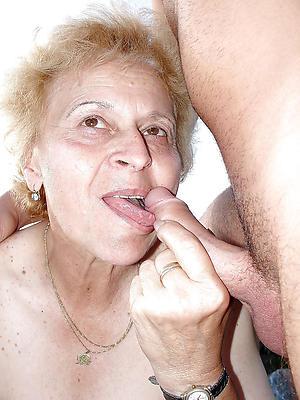 xxx old lady boobs