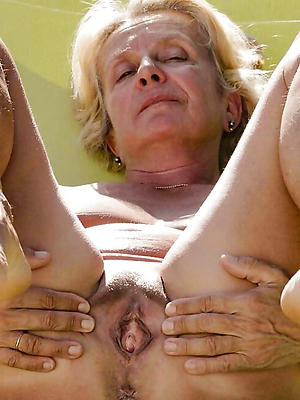 hotties old lady pussy