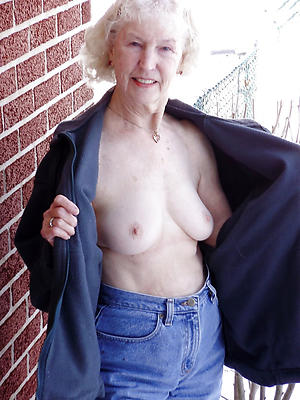 naff full-grown old ladies