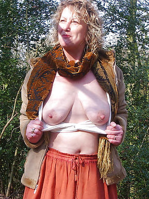 sexy natural mature women
