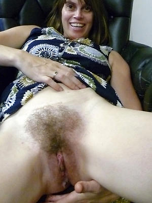 mature unshaved stripped