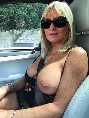 hotties mature fair-haired porn photos