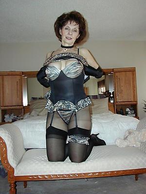 fantastic mature lingerie galleries
