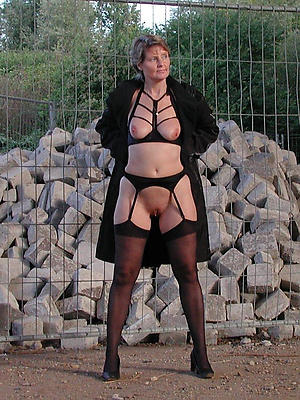 mature sexy lingerie