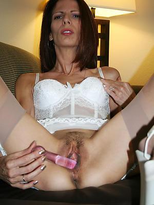 whorish of age white tits