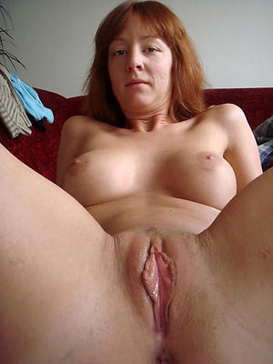 beauties mature redhead pussy