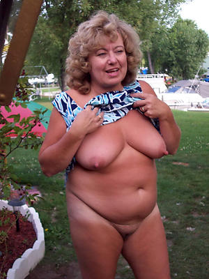 slutty mature natural tits