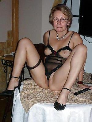 slutty grandma nude