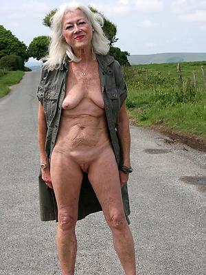 homemade granny porn stripped