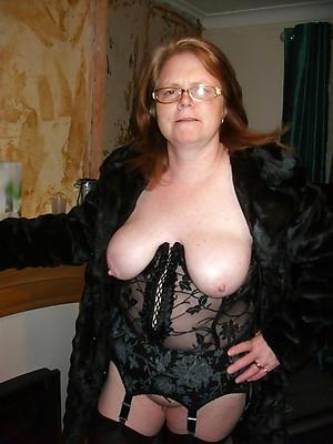 slutty fat mature nude
