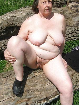 wonderful heavy mature milf
