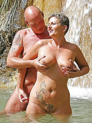 naughty amateur mature couple