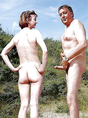 super-sexy nudist mature couples