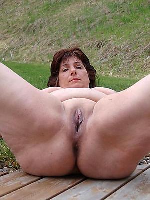 beautiful mature women vagina