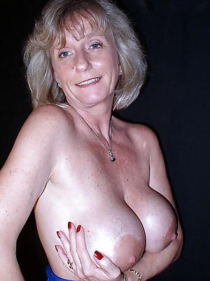 comely mature women with big boobs