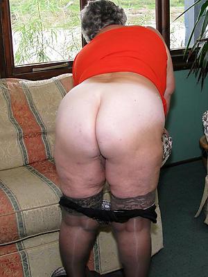 unorthodox pics of broad in the beam booty full-grown women